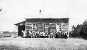 Pre-Rosenwald Cottonville School