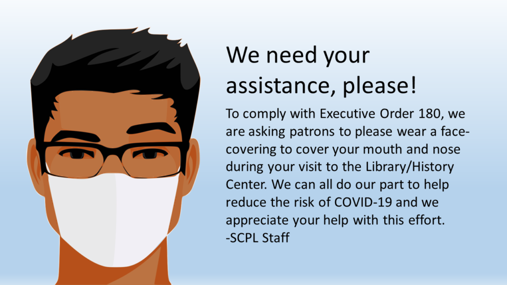 We need your assistance, please!