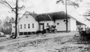 Original Kingville School Building