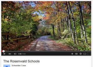 Rosenwald Schools – Videos