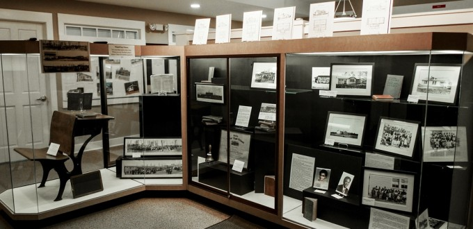 Rosenwald Schools of Stanly County Display