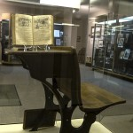 Rosenwald Era Desk and Book