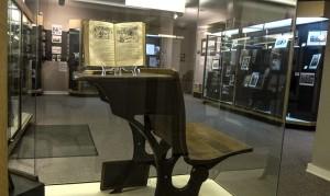 Rosenwald Era Desk and Book
