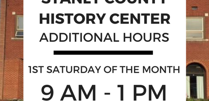 Saturday Hours for Museum