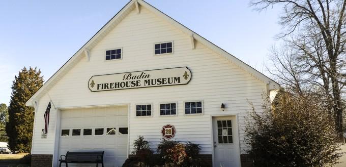Badin Firehouse Museum