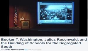 Booker T Washington Talk