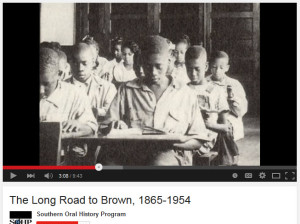 The Long Road to Brown, 1865-1954