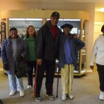 E. E. Waddell Center Senior's Group