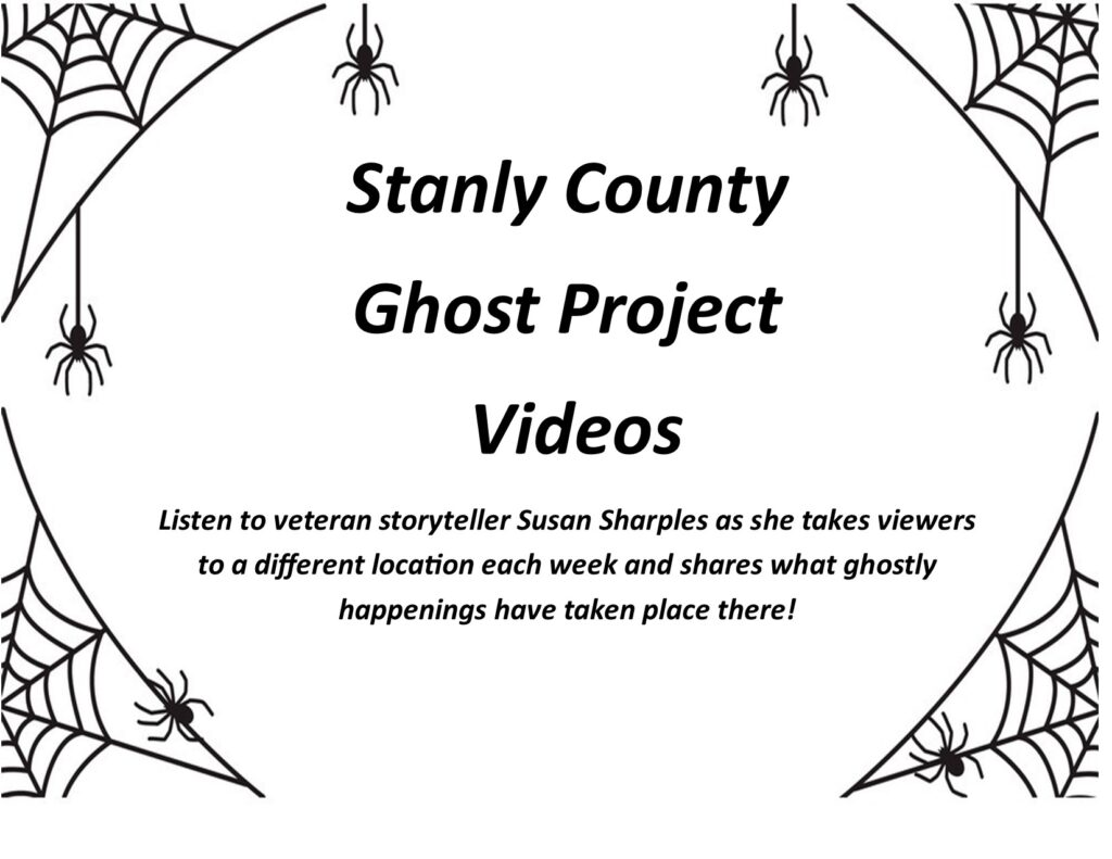 Stanly County Ghost Project