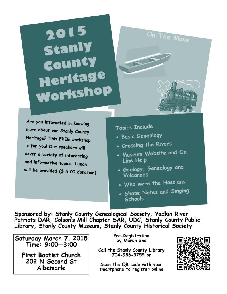 workshop flyer image